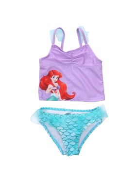 4538de008dc Product Image 2PCS Summer Kids Little Baby Girl Cute Cartoon Swimwear  Swimsuit Tankini Top+Shorts Bikini Set