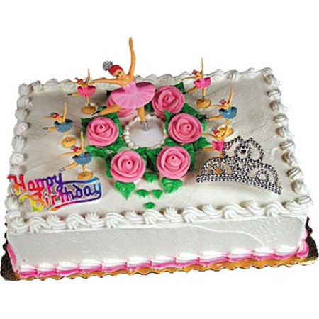 Ballerina Cake Kit Adornments 1