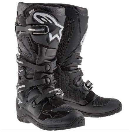 Alpinestars Tech 7 Enduro Boots (Black,