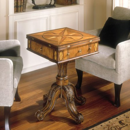 Butler fold out square game table for Table 52 chicago reviews