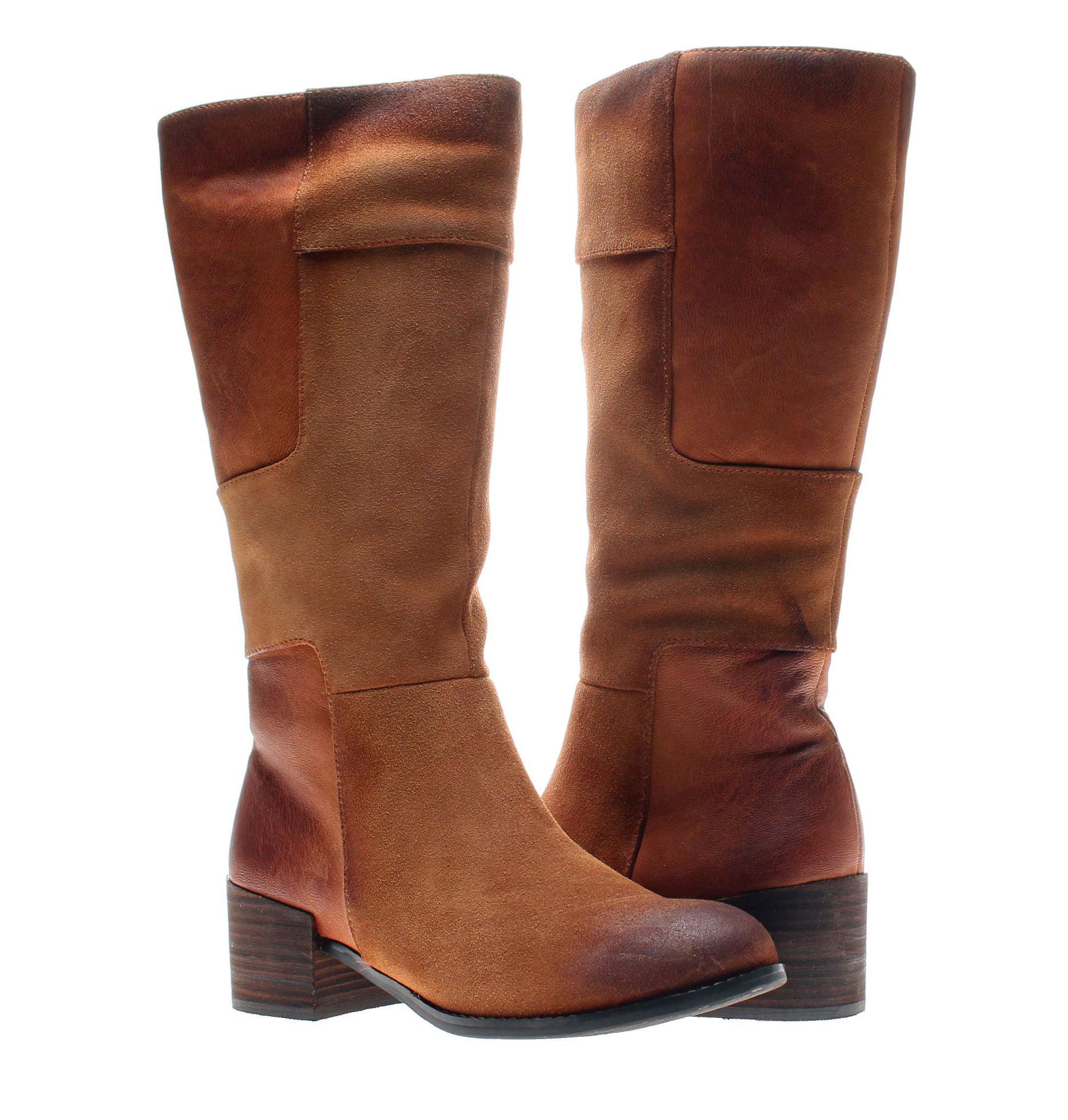 Antelope 355 Knee High Black Women/'s Boots 355-Black