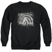 Twilight Zone I Survived Mens Crewneck Sweatshirt