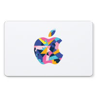 Apple Gift Card (Email Delivery)