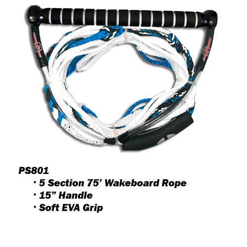Nash 75' Wakeboard Rope