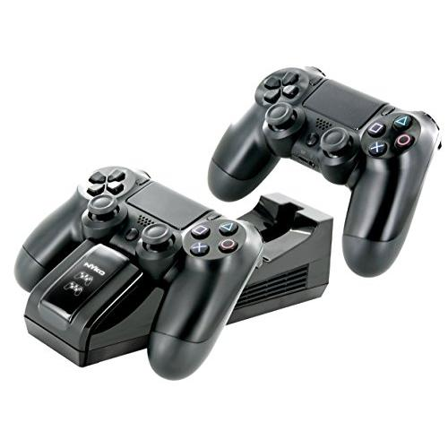 Nyko Dual Port Charging Dock For Playstation 3 - Docking - Wireless Controller, Gaming Console - Charging Capability - 2 X Usb (83111_2)