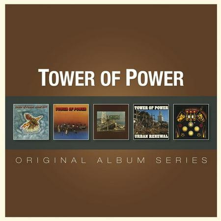Original Album Series (CD) (Tower Of Power Vinyl)