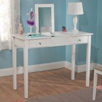 Aubrey Vanity Desk (White)