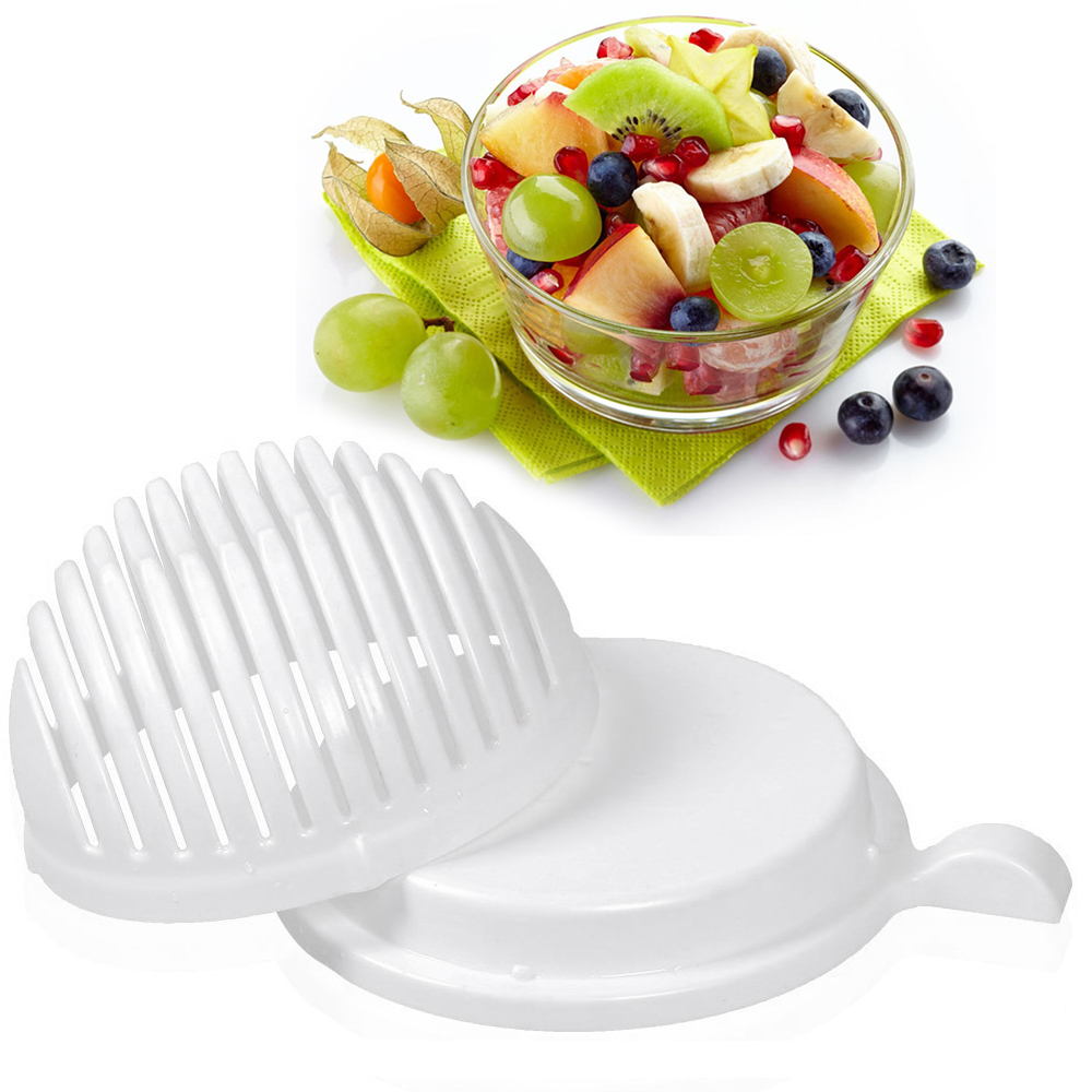 Cade New Salad Cutter Bowl Make your salad faster Salad Maker|Salad Cutter|Salad Chopper|Salad Spinner by cade-one