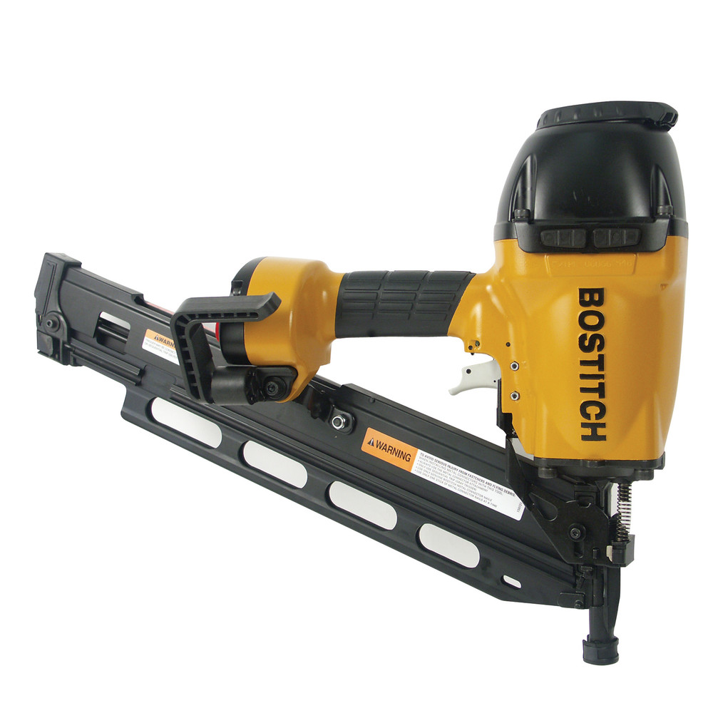 BOSTITCH F28WW 2-inch to 3-1//2-inch Framing Nailer with Magnesium Housing