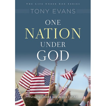 One Nation Under God : His Rule Over Your Country (God Over Halloween)