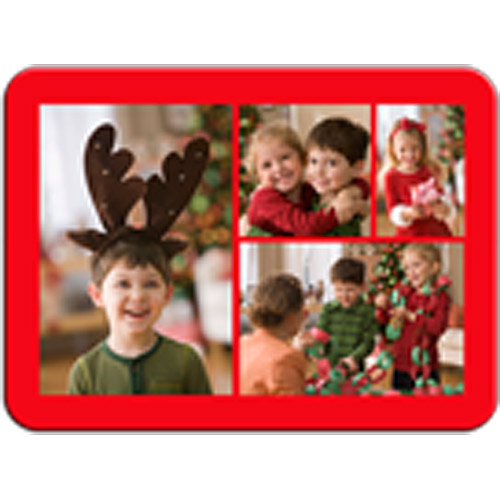 3 x 4 Photo Collage Magnet