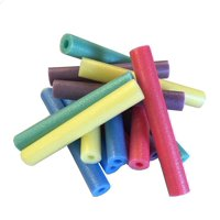Oodles TM of Shorty Noodles Pack of 15 Multi-Color 17 Inch Pool Noodles