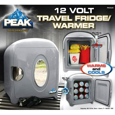 Peak 9-Can Mini Fridge / Warmer