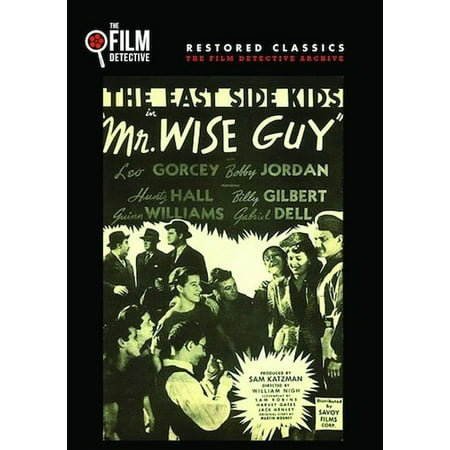 Mr. Wise Guy (The East Side Kids) (DVD) - Halloween Parties Upper East Side