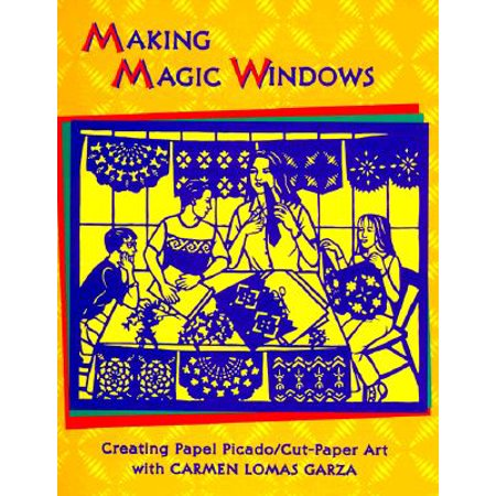 Making Magic Windows/Creating Papel Picado : Cut Paper Art with Carmen Lomas Garza