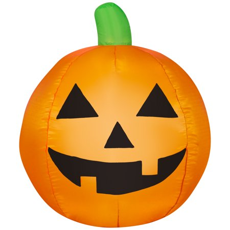 Airblown Inflatable-Traditional Jack-O-Lantern by Gemmy Industries