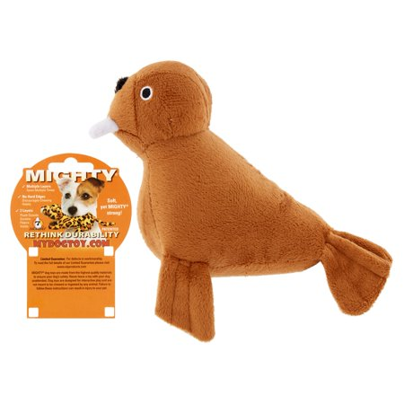 VIP Products Mighty Walrus Dog Toy, Multicolor