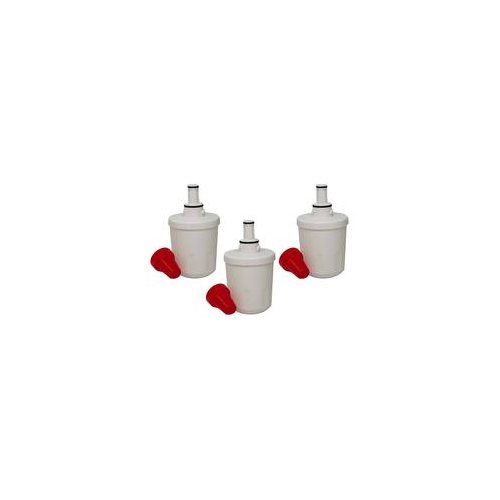 Crucial Refrigerator Icemaker Water Purifier Filter (Set of 3) by Crucial Vacuum