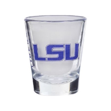 Diy Shot Glass (LSU Tigers NCAA Game Day Shot)