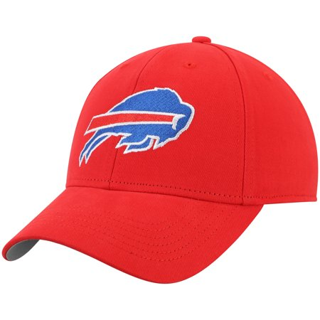 Buffalo Bills Basic Alternate Adjustable Hat - Red - OSFA