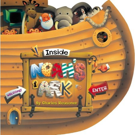 Inside Noahs Ark (Board Book)
