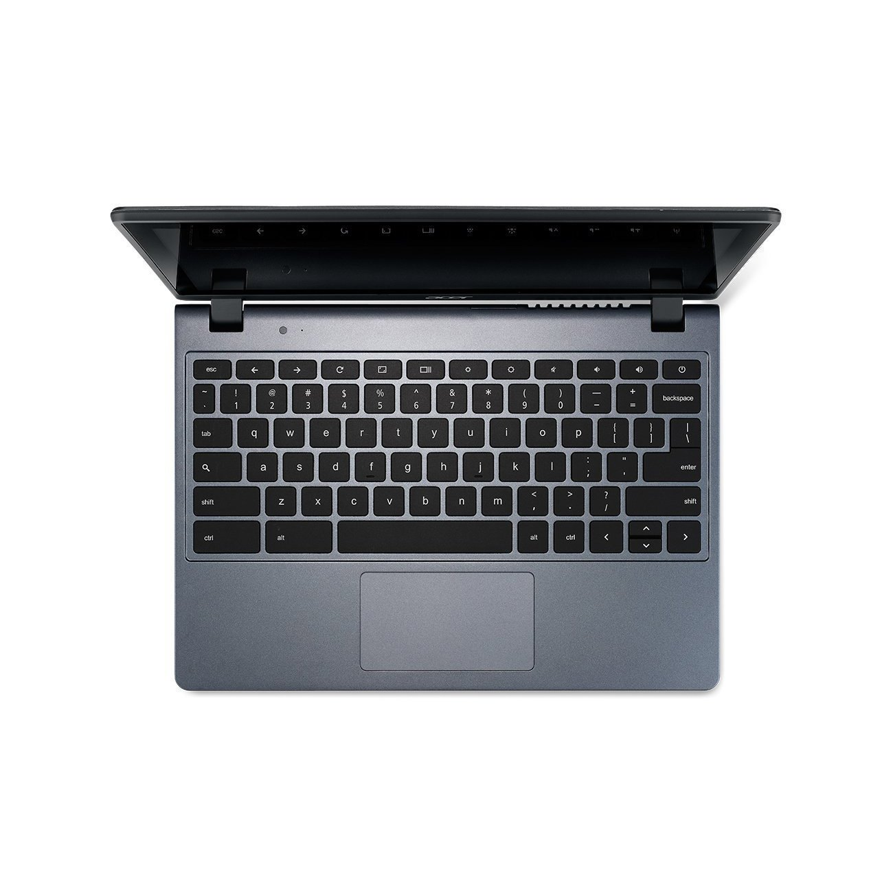 """Refurbished Acer Chromebook C720P-2625 11.6"""" Touchscreen Celeron 1.4GHz 4GB RAM 16GB SSD (Scratches)"""