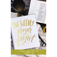 The Weekly Prayer Project (Hardcover)