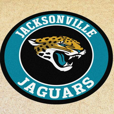 NFL - Jacksonville Jaguars Roundel Mat 27