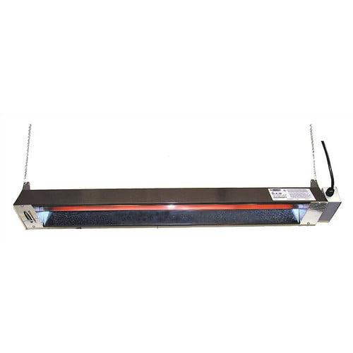 TPI Quartz Tube Electric Patio Heater