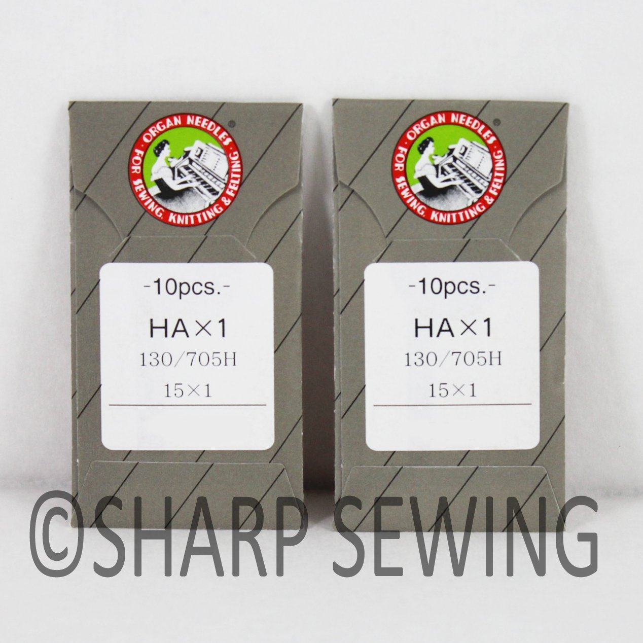 Size 14 BP - 90 100 ORGAN 135X5 135X7 DPX5 SY1955 BALL POINT SEWING MACHINE NEEDLES