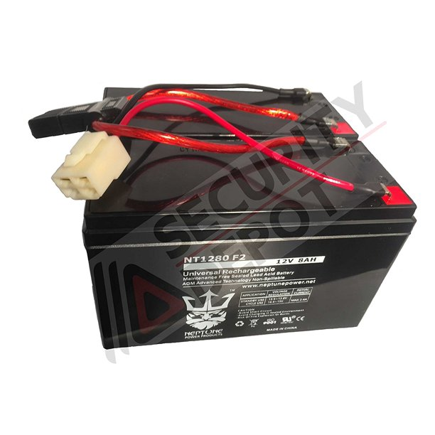 [ZHKZ_3066]  Razor 12 Volt 8Ah Electric Scooter Upgraded Replacement Battery Includes:  New Wiring Harness and 2 batteries, 2x 12volt 8 Ah Razor 24 volt 8 Ah Razor  Neptune®.., By Neptune - Walmart.com - Walmart.com | 12 Volt Battery Wiring Harnesses |  | Walmart