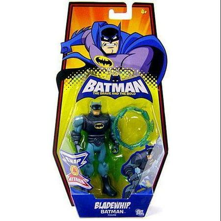 Batman The Brave and the Bold Bladewhip Batman Action