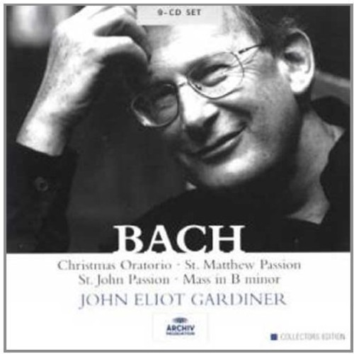 Mass B Min / St John Passion / Christmas Oratorio