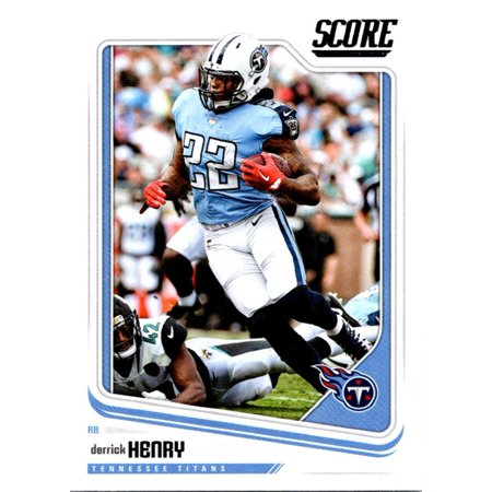 Tennessee Titans Football (2018 Score #313 DeMarco Murray Tennessee Titans Football)