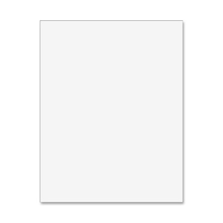 Pacon, PAC54606, Coated Poster Board, 100 / Carton, White - Poster Paper Walmart