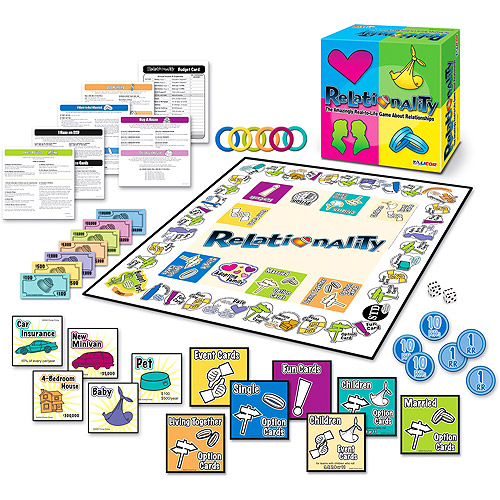 Relationality Board Game, Educator's Edition
