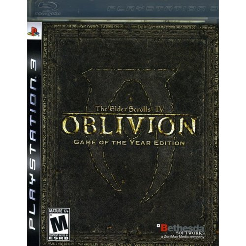 The Elder Scrolls IV: Oblivion - Game of the Year Edition (PS3)