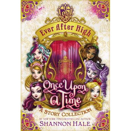Create Your Own Ever After High Character (Ever After High: Once Upon a Time : A Story)