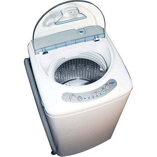 haier washing machine haier 1 0 cubic foot portable washing machine hlp21n 12985