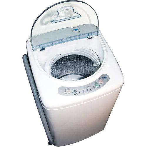 Haier 1.0 Cubic Foot Portable Washing Machine, HLP21N - Walmart.com
