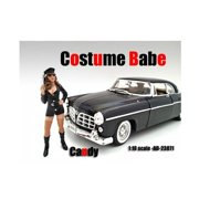 American Diorama 23871 Costume Babe Candy Figure for 1-18 Scale Models
