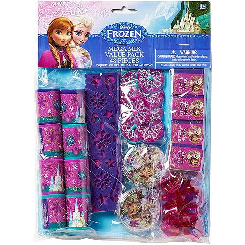 Frozen Party Favor Value Pack 48pc