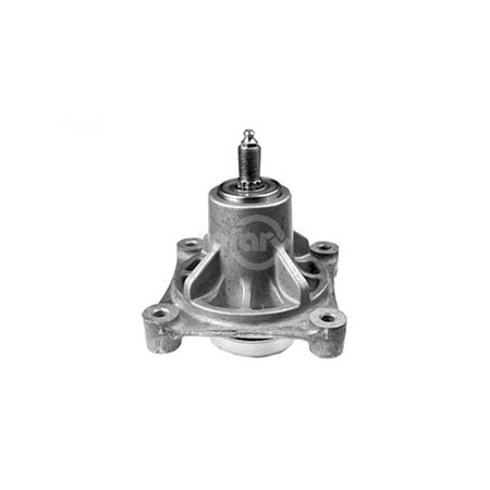 """Spindle Assembly replaces AYP #174356. Spindle Shaft Fits 48"""" Decks built after 2001.  Also replaces Husky #532-174356. Shaft Only #174360 & Housing Only # 174358."""