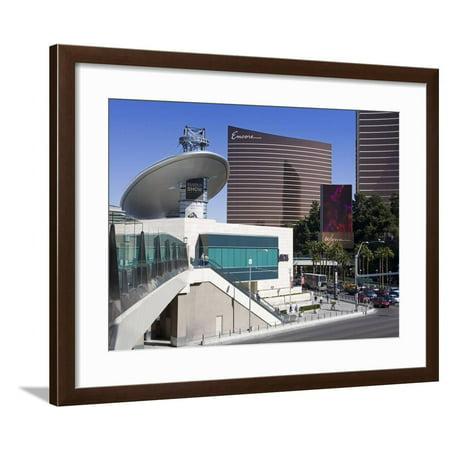 Fashion Show Mall and Encore Casino, Las Vegas, Nevada, United States of America, North America Framed Print Wall Art By Richard (Fashion Show Mall Shooting)