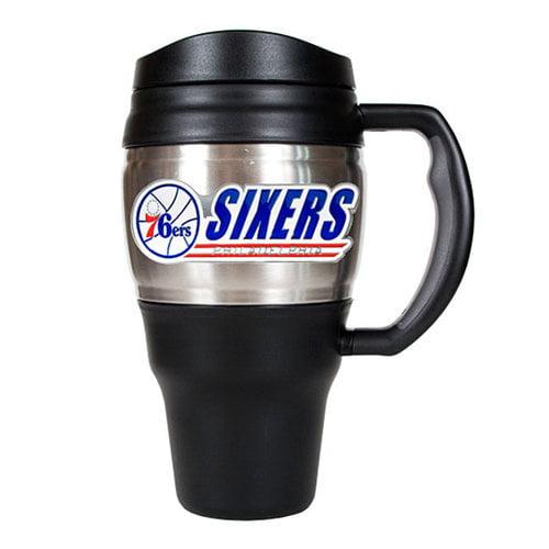 NBA - Philadelphia 76ers 20oz. Travel Mug