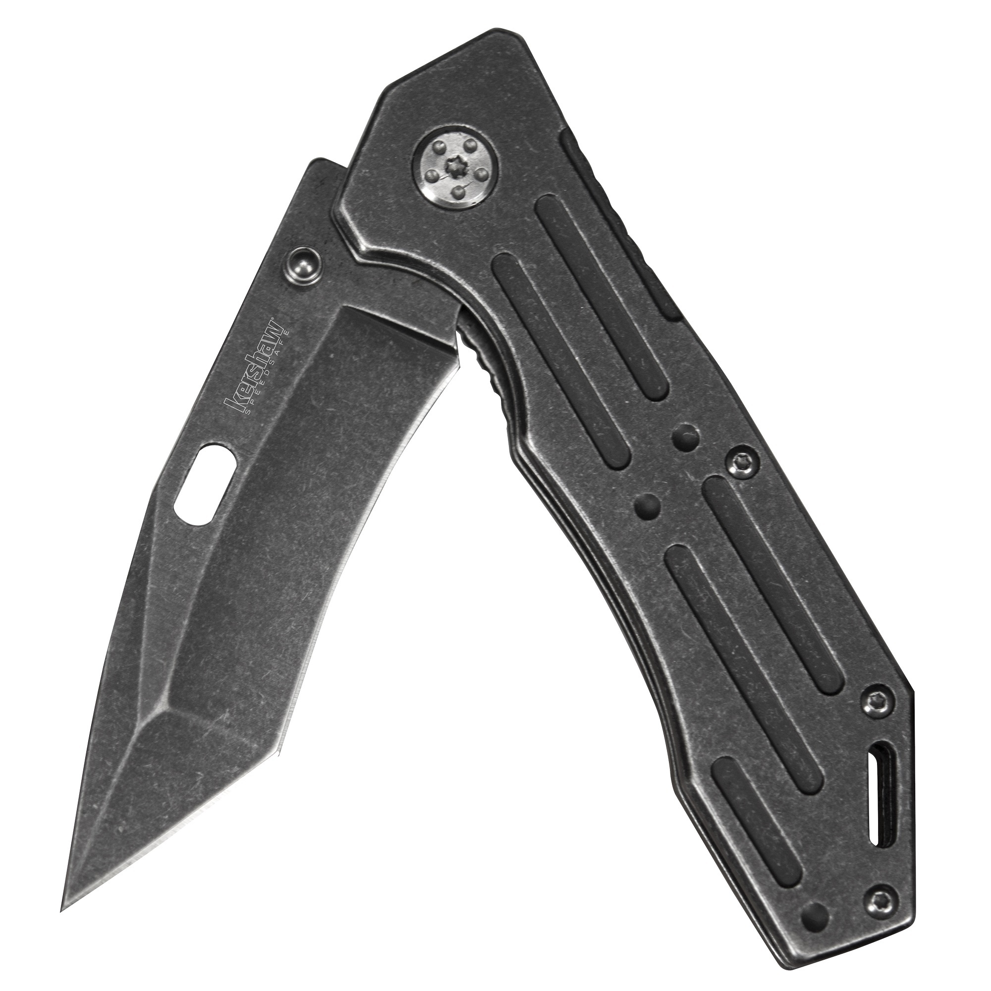 Kershaw LIFTER 1302BW Blackwash Folding Blade Knife