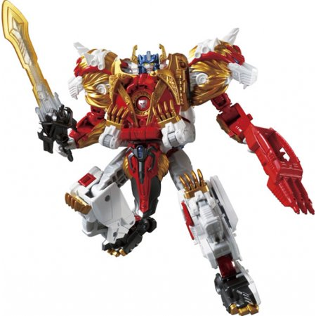 Transformers Legends Series   Lg41 Leo Prime   Lio Convoy