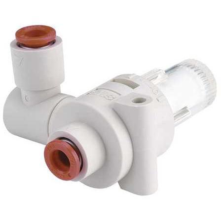 0.5 Glass Filter (SMC ZFB101-05 Vacuum Filter)