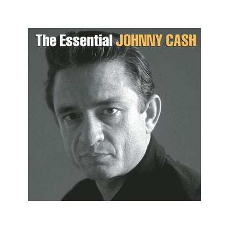 Essential Johnny Cash (CD) (Remaster) (Limited Edition)
