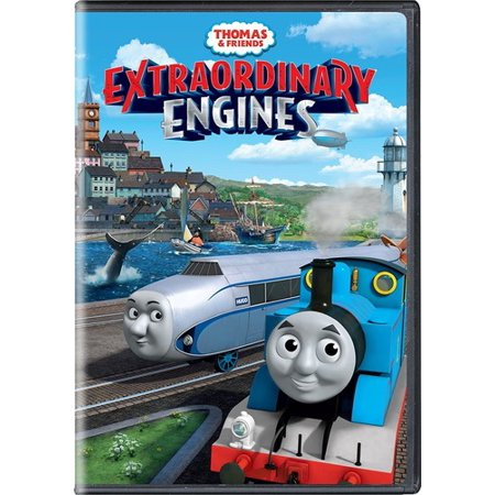 Thomas & Friends: Extraordinary Engines (DVD) (Thomas The Tank Engine Videos And Dvds)